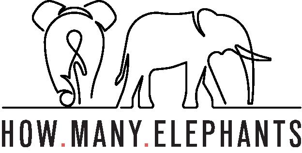 How Many Elephants / World Female Ranger Day Logo