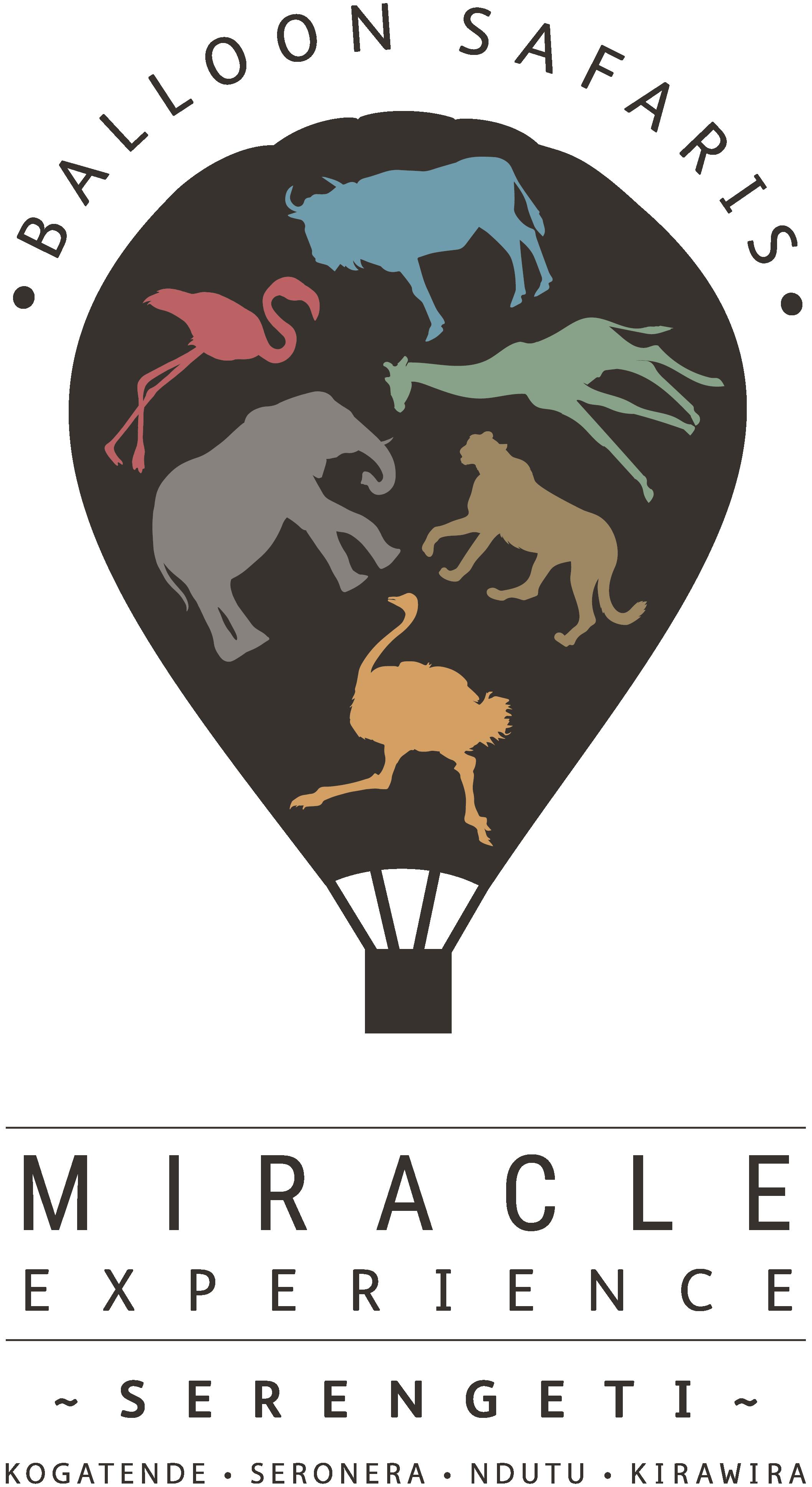 Miracle Experience Balloon Safaris - Tanzania Logo