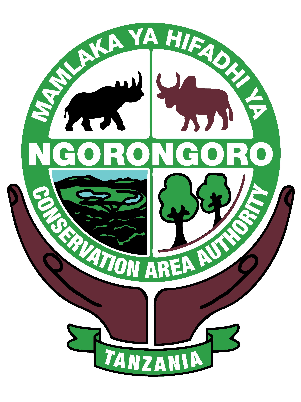 Ngorongoro Conservation Area Authority Logo