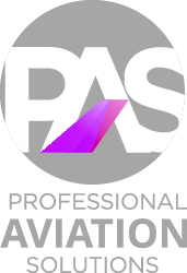 PAS - Professional Aviation Solutions GmbH Logo